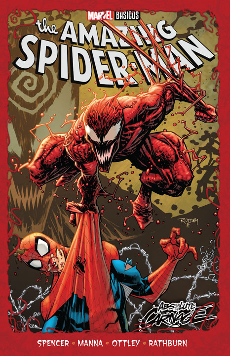 Marvel Básicos - The Amazing Spider-Man: Absolute Carnage