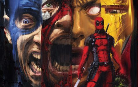 Marvel Deluxe Deadpool: Trilogía Mortal
