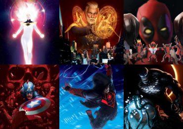 The End: Las figuras de Marvel encuentran su aventura final