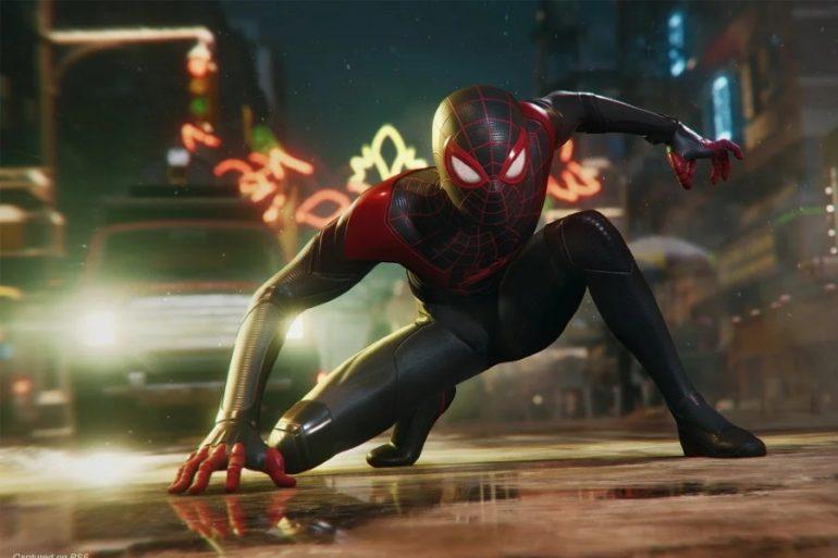 Marvel's Spider-Man: Miles Morales nos presenta una nueva imagen del juego