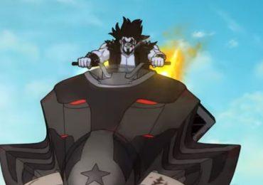 Lobo se presenta en nuevo clip de Superman: Man of Tomorrow