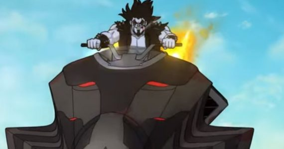 Lobo se presenta en nuevo clip de Superman: Man of Tomorrow
