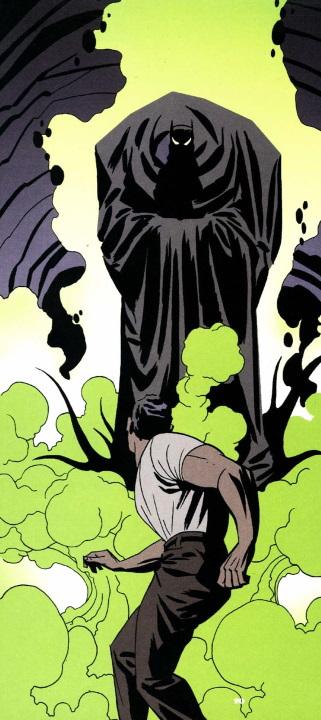 Batman: Ego; Una historia que inspira la trama de The Batman
