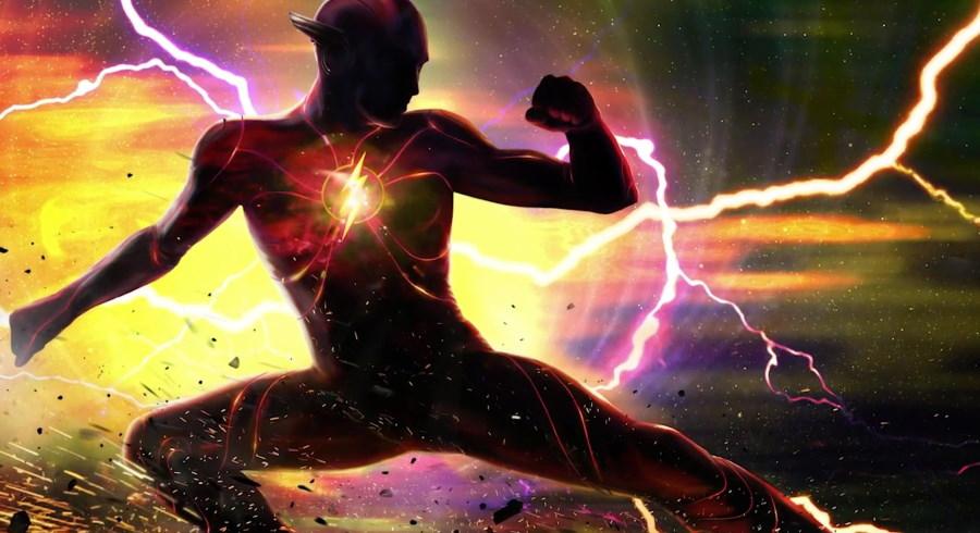 Batman y Flash aparecen en primeros artes conceptuales de The Flash