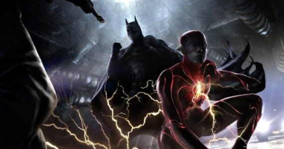 Batman y Flash aparecen en primeros artes conceptuales de The Flash