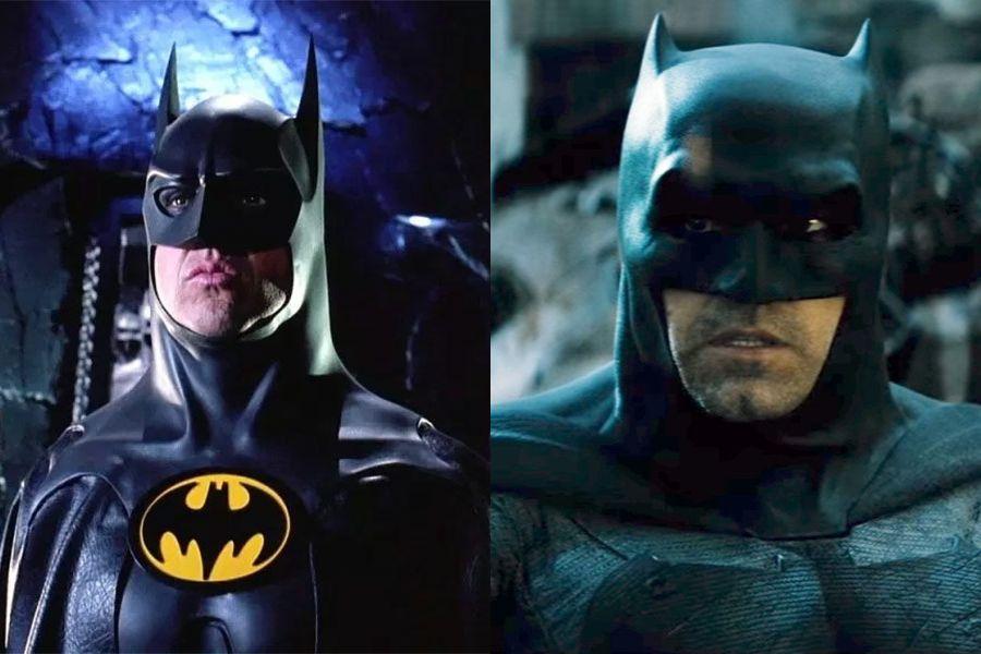 Batman y Flash aparecen en primeros artes conceptuales de The Flash|