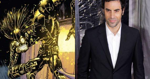 The New Mutants: Sacha Baron Cohen estuvo cerca de convertirse en Warlock