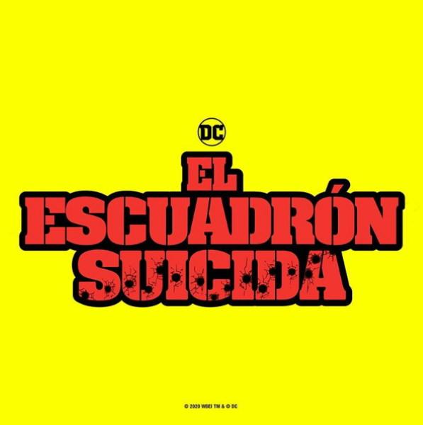 The Suicide Squad de James Gunn devela su logotipo oficial