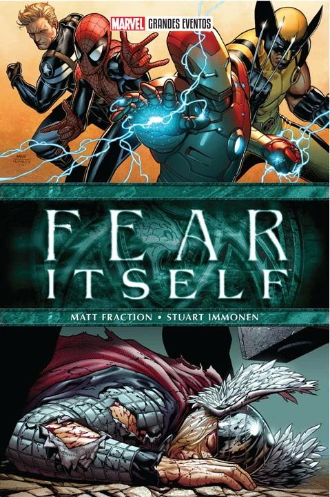 Fear Itself: Conoce a los Dignos, los emisarios de La Serpiente
