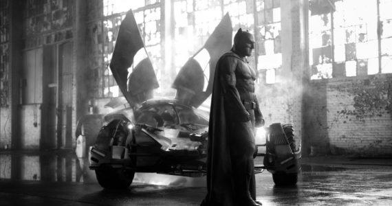 Zack Snyder comparte nueva foto de Ben Affleck como Batman