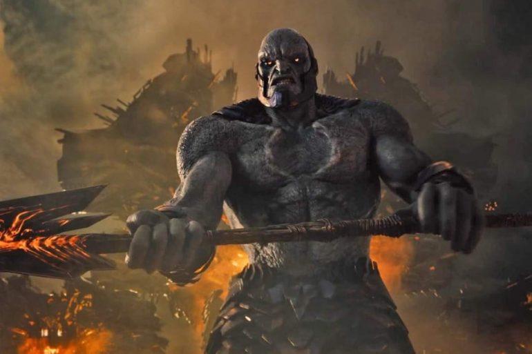 Darkseid en el primer tráiler de Justice League