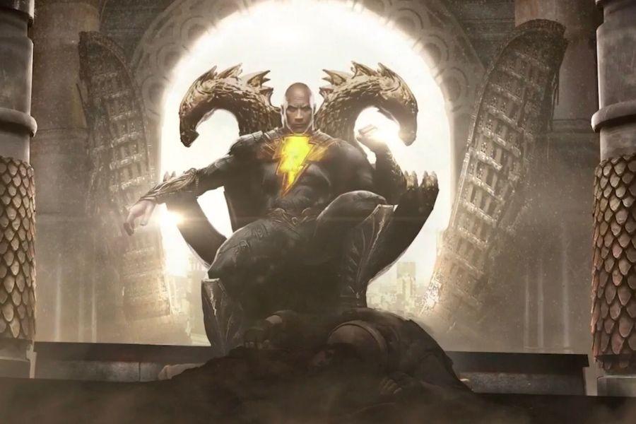 ¿Cómo llegará la Justice Society of America a la película de Black Adam?