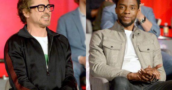 Robert Downey Jr. rinde un homenaje al legado de Chadwick Boseman