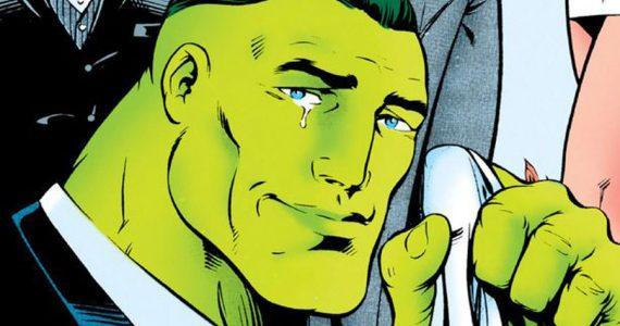 Cuando Death de Sandman tuvo un cameo en Hulk
