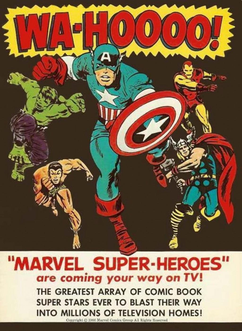Disney Plus: 20 series y películas de superhéroes wa-hoo