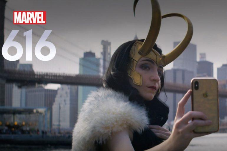 Disney+ lanza el primer tráiler de Marvel 616
