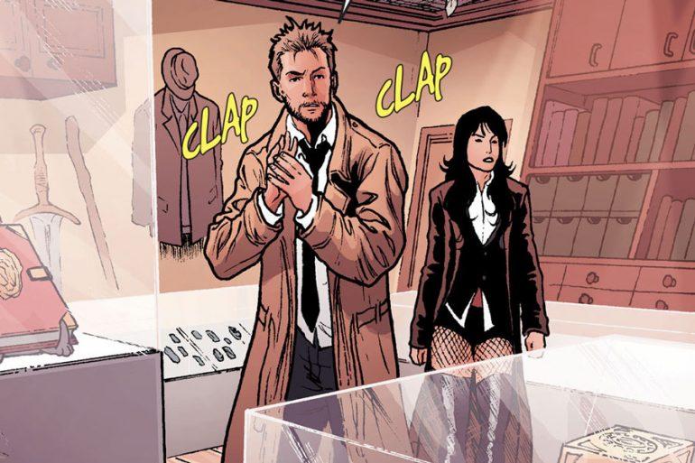 ¿Habrá series sobre John Constantine y Zatanna en HBO Max?