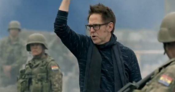 James Gunn desea que directores de DC lo visiten en Guardians of the Galaxy 3