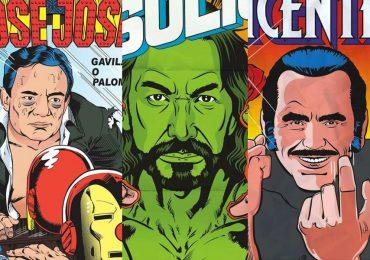 ¿José José es un Tony Stark mexicano? Portadas clásicas de cómics con cantantes