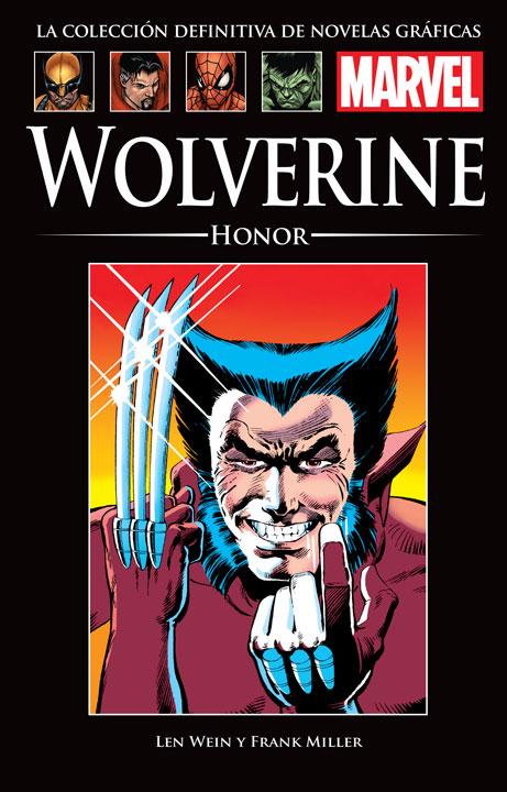 La Colección Definitiva de Novelas Gráficas de Marvel