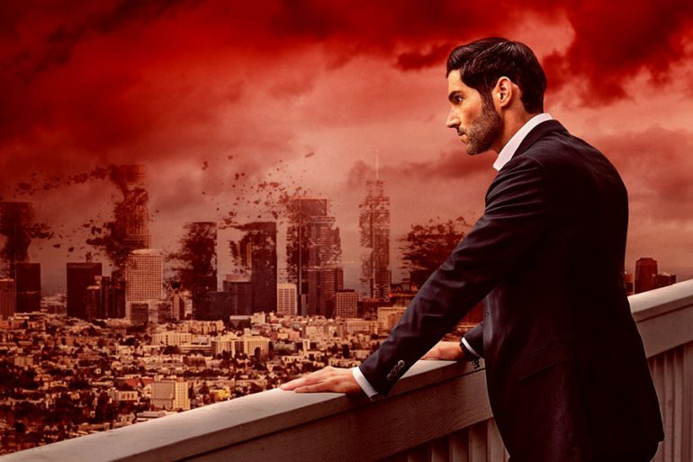 Lucifer presenta un divertido video de bloopers de la temporada 4