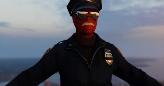 Marvel's Spider-Man contempló ¡Un traje de policía para Spidey!