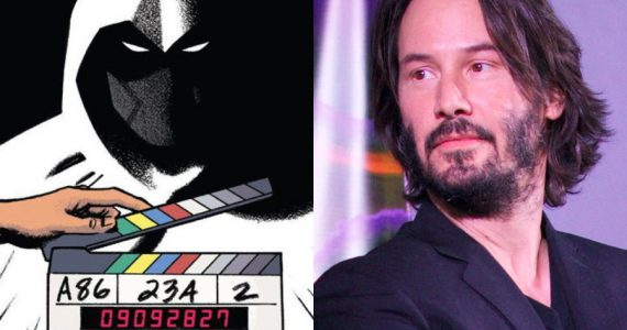 Marvel Studios buscaría a Keanu Reeves para interpretar a Moon Knight
