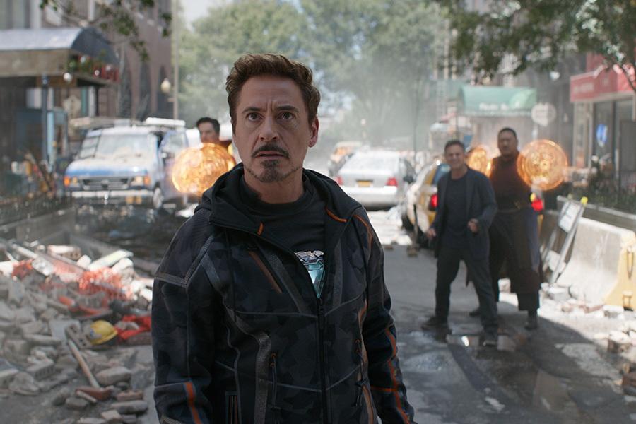 """""""Todo está hecho con Marvel"""": Robert Downey Jr."""