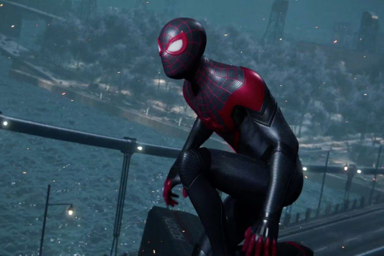Spider-Man: Miles Morales presenta un impactante tráiler gameplay