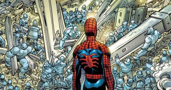 Septiembre 11, 2001: Cuando la realidad venció a Spider-Man y al Universo Marvel