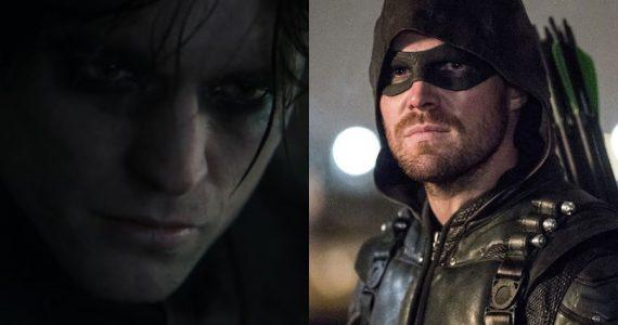 Stephen Amell elogia la caracterización de Robert Pattinson como Batman