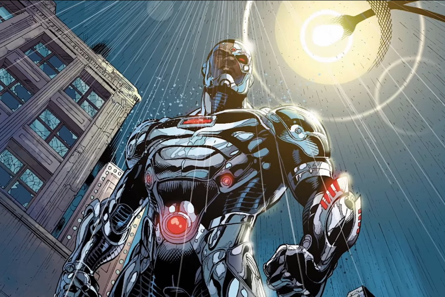 Ray Fisher volvería como Cyborg para la película The Flash