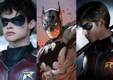 Batman se unía a Dick Grayson y Jason Todd en final alterno de Titans