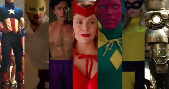 Top de trajes clásicos que se vieron en las series y películas de Marvel