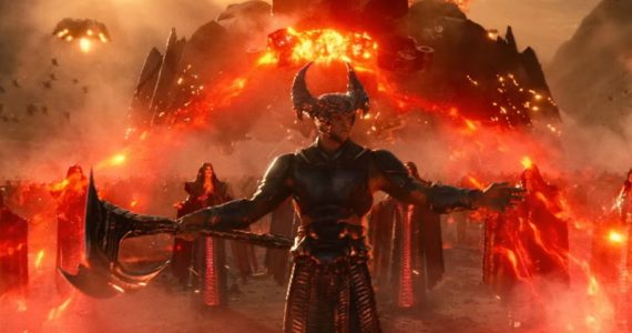 Steppenwolf por fin habla de Zack Snyder's: Justice League