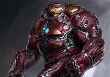 Avengers: Age of Ultron contempló una diferente armadura Hulkbuster