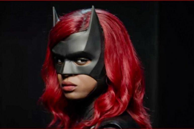 ¡Primera imagen oficial de Javicia Leslie como Batwoman!