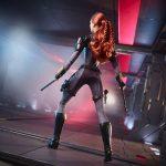 Conoce a la Barbie Black Widow, el mejor homenaje al personaje
