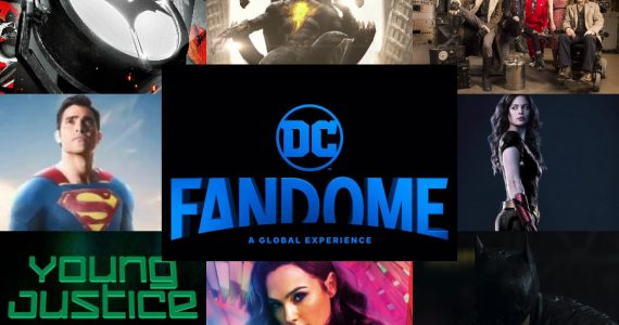 Los anuncios más importantes de la DC FanDome Day 2: Explore the Multiverse