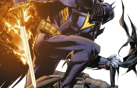 DC Semanal: Batman: Curse of the White Knight Libro Ocho