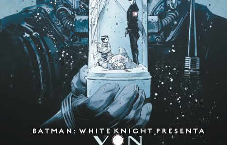 DC Semanal: Batman: Curse of the White Knight Presenta Von Freeze