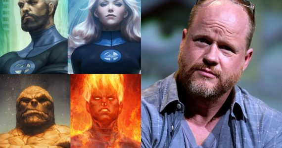 Joss Whedon podría dirigir Fantastic Four para Marvel Studios