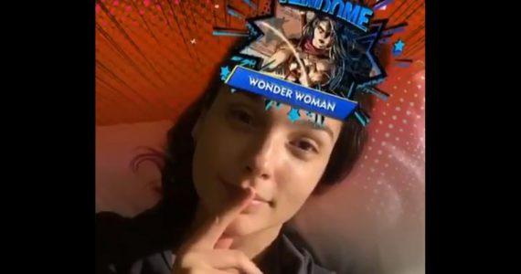 Gal Gadot nació para ser Wonder Woman