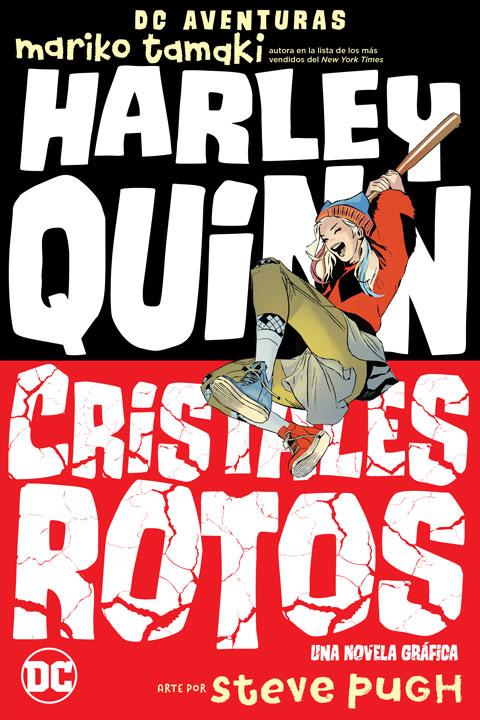 DC Aventuras Harley Quinn: Cristales Rotos