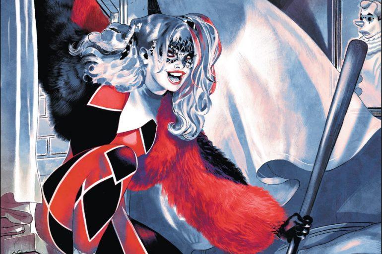 Harley Quinn: Cristales Rotos ¿Harley es una villana con corazón de heroína?