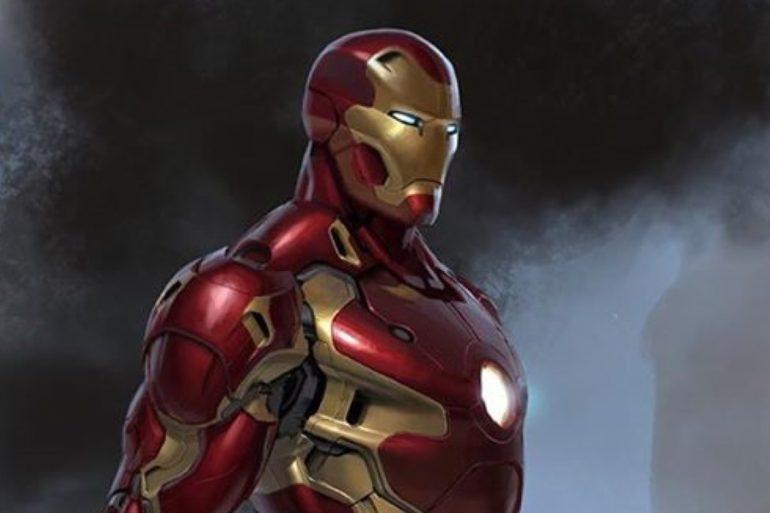 Iron Man contaba con una armadura diferente en Avengers: Age of Ultron