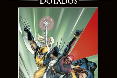 La Colección Definitiva de Novelas Gráficas de Marvel - Astonishing X-Men: Dotados