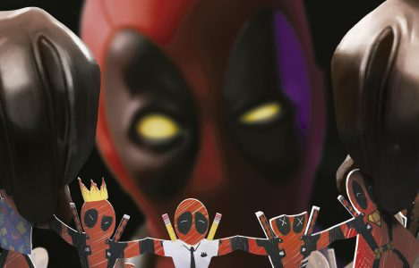 Marvel Semanal: Deadpool: The End #1