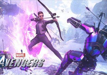 Kate Bishop se une a la aventura de Marvel's: Avengers