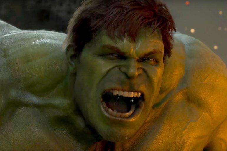 Hulk se convierte en el tutor ideal para jugar Marvel's Avengers